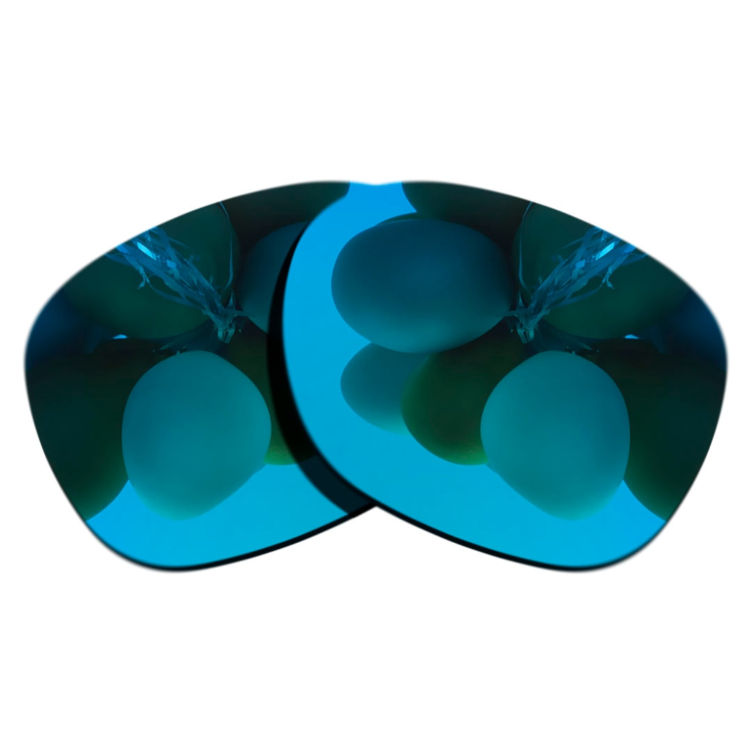 Ice Blue Polarized Sunglasses Replacement Lens for-Ray-Ban  RB4171 Frame 100% UV Protection Good Fit