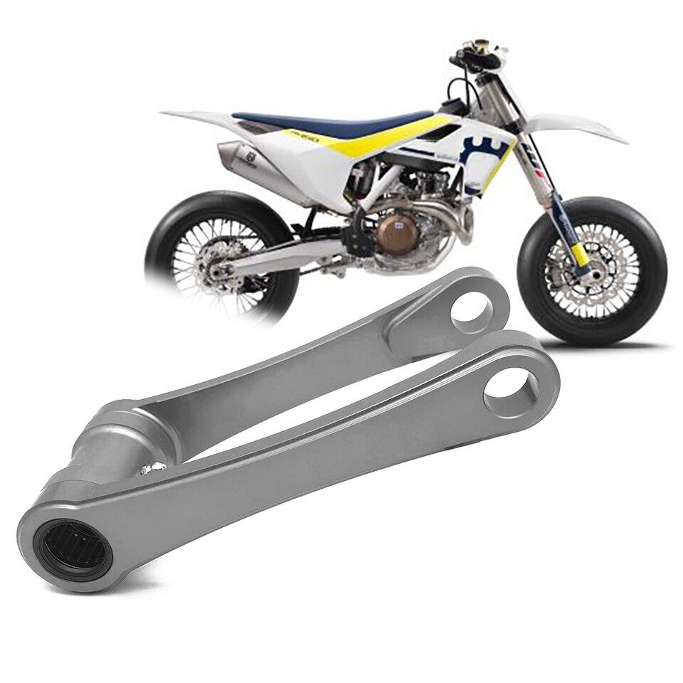 ل Husqvarna FC FE FX TC TE TX 250i 300i 310i 350 450 501 125 دراجة نارية قابل للتعديل تعليق الربط قطرة 30 مللي متر خفض الارتباط