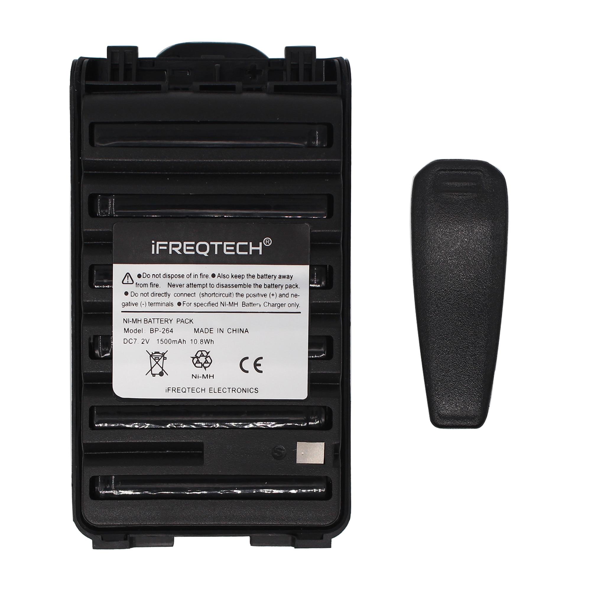 BP264 BP-264 Ni-MH аккумулятор 1500 мАч для ICOM IC-F3001, IC-F4001, IC-F3003, IC-F4003, радио, IC-V80, IC-U80
