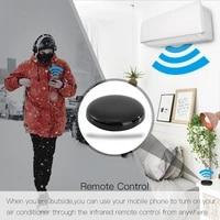 Voix universelle intelligente intelligente sans fil WiFi   IR telecommande Assistant a la maison pour Alexa Google adaptateur dappareil