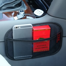 Car Accessories Oxford Fabric Auto Storage Stowing Tidying Net Bag Automotive Pocket Multi-use Car S