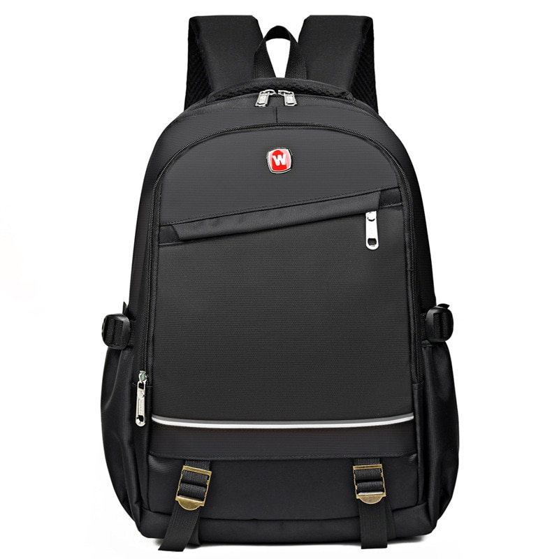backpack men s korean wave casual backpack men s bags computer bags large and medium sized student bags fashion travel bags New Men's Backpack Casual Oxford Laptop Backpack Travel School Bags Teenager Backpack Men Notebook Computer Large Capacity Bag
