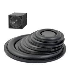 2PCS 75/90/92/139mm Audio Bass Diaphragm Vibration Membrane Passive Radiator Speaker Repair Parts for DIY Home Theater