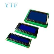 Écran bleu/jaune vert 1602A / 2004A / 12864B écran LCD 5V LCD avec rétro-éclairage IIC / I2C