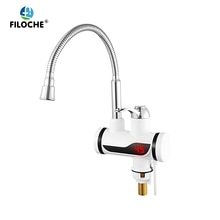 Kitchen Water Heater Cold Heating Faucet Instantaneous Water Heater Tap Instant Hot Water Faucet Hea