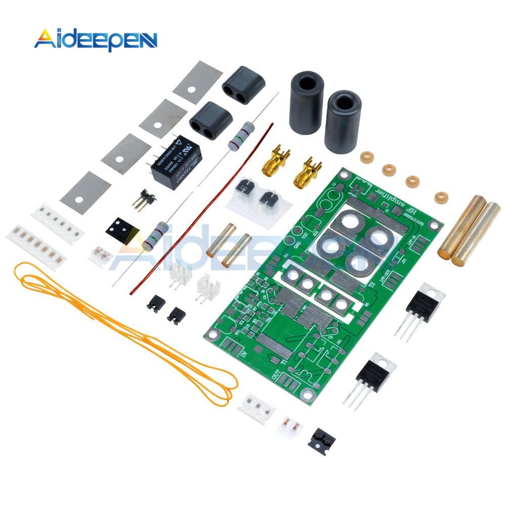 Kits de bricolaje 70W SSB lineal HF amplificador de potencia para FT-817...