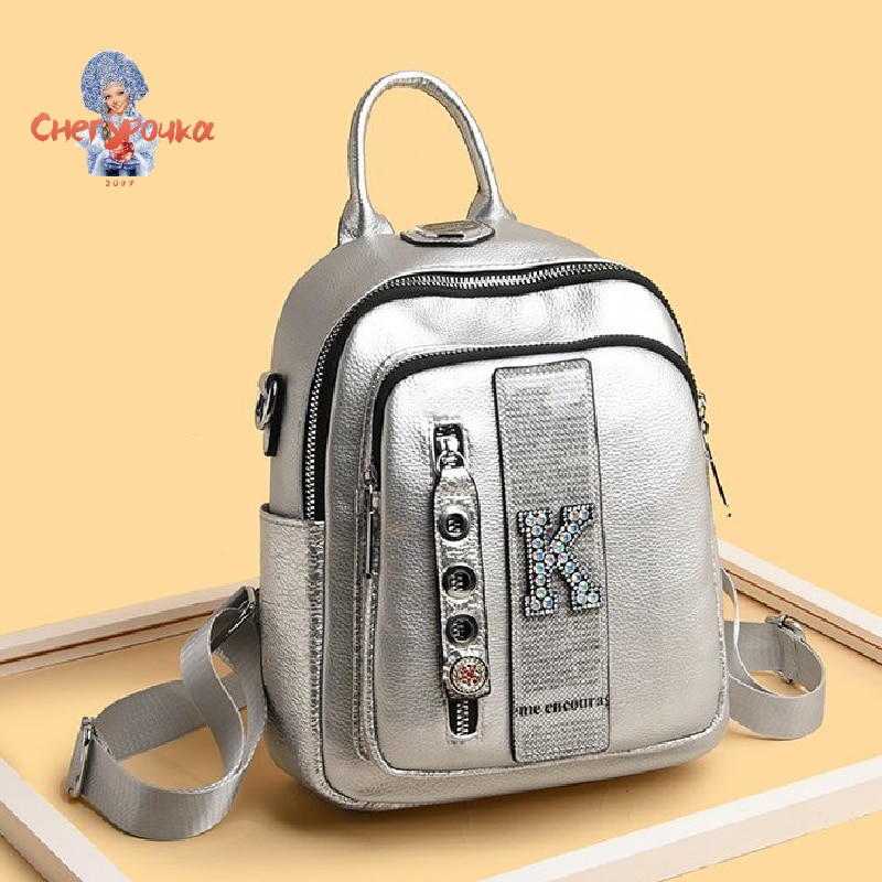 2021 Summer New Ladies Backpack Portable Travel Bag Student Backpack With Animal Pattern Fashion Popular Backpack For Women 2018 life is strange backpack with butterfly pattern shoulder bag