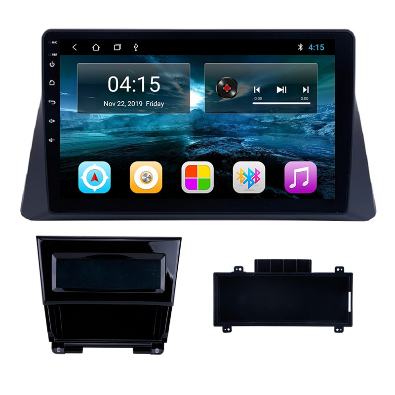 Bingfan 4GB RAM 64GB ROM Bluetooth GPS coche navegación coche Radio estéreo para 2008-2013 Honda Accord 8 Auto unidad Player