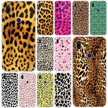 Caliente Sexy estampado de leopardo Pantera funda de silicona suave para Xiaomi Redmi K20 Pro 8 8A 7 7A 6 6A 5 Plus S2 Nota 8 7 6 5 4 Pro 4X cubierta
