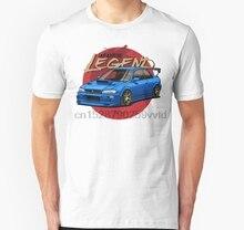 Men tshirt Impreza 22B Unisex T Shirt women T-Shirt tees top