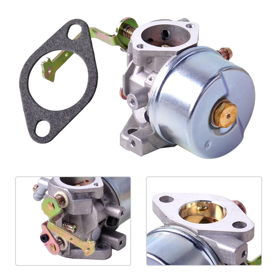 Carburador carburador Junta 640260 640152 apto para Tecumseh 8Hp 10Hp HM80 HM85 HM90 LH318XA LH358XA
