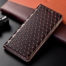 Étui de luxe en cuir véritable pour Doogee Mix Lite 2 BL5000 BL7000 BL12000 Pro Y6 Y7 Y8 Y8C Y9 N10 N20, à rabat