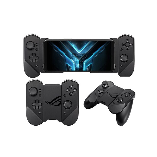 ZS661KSCL Original ROG 5 Kunai 3 Gamepad For ASUS ROG Phone 5 Controller Slide Out Case Gaming Joystick With Game Handle 4