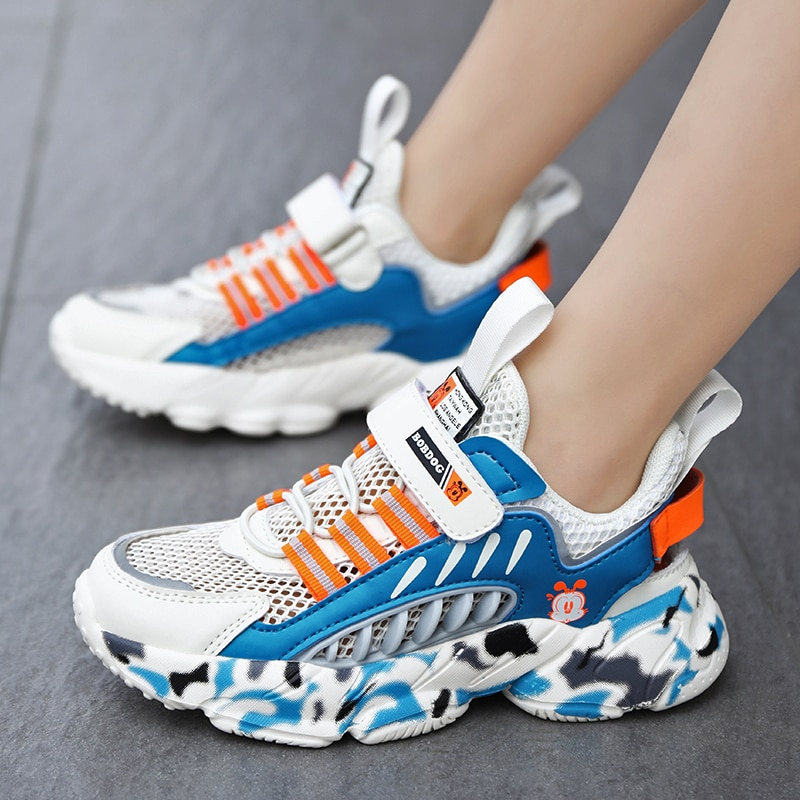 Summer Kids' Sneakers Non Slip Sandals Beach Shoes Fashion Breathable Light Sport Shoes Casual Soft