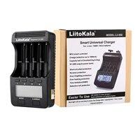 liitokala lii 500 lcd 3 7v1 2v aaaaa 186502665016340145001044018500 battery charger with screen12v2a adapteoutput 5v1a