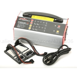 Ultra power up1200ac duo 6-12 s 2-15a 2*600 w lipo/lihv carregador de equilíbrio de bateria para rc uav zangão carregador