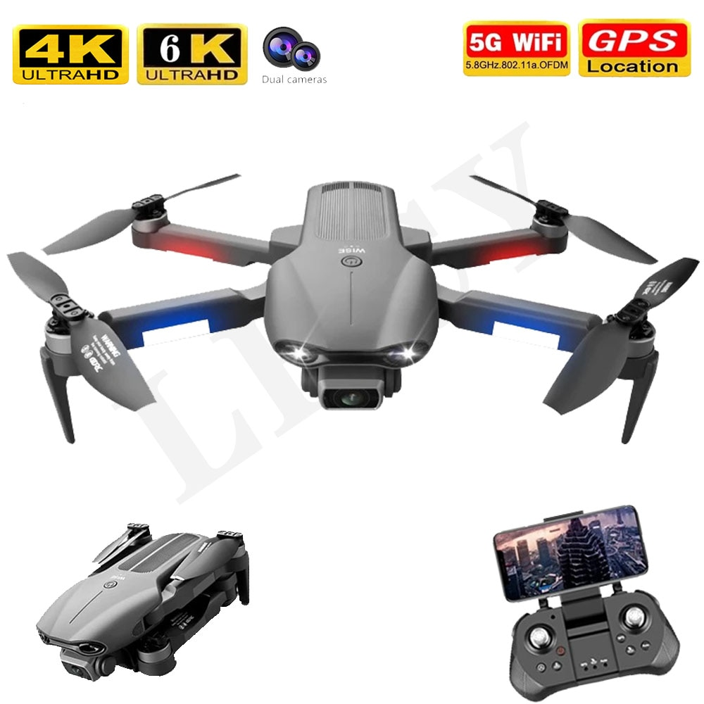 New 4K Profesional Drone F9 RC Quadcopter Drones HD Camera GPS WIFI FPV Foldablerc helicopter toys Gift Brushless Motor rc plane foldable mini drones drone rc fpv quadcopter 4k hd camera wifi fpv drone rc helicopter toys
