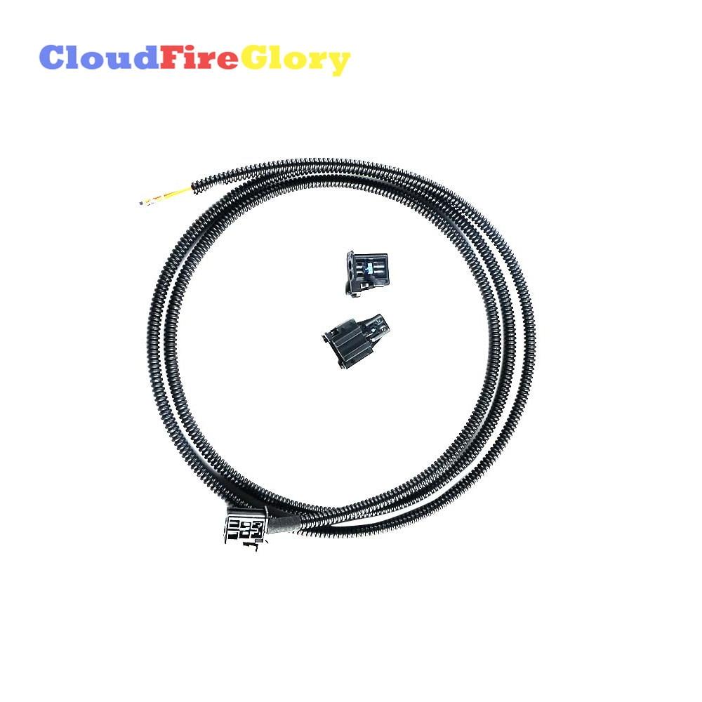 La mayoría de cables de instalación de fibra óptica para clúster Virtual de cristal líquido para VolksWagen Golf Passat B8 TIGUAN para A4 A5 B9 8W Q5 Q7