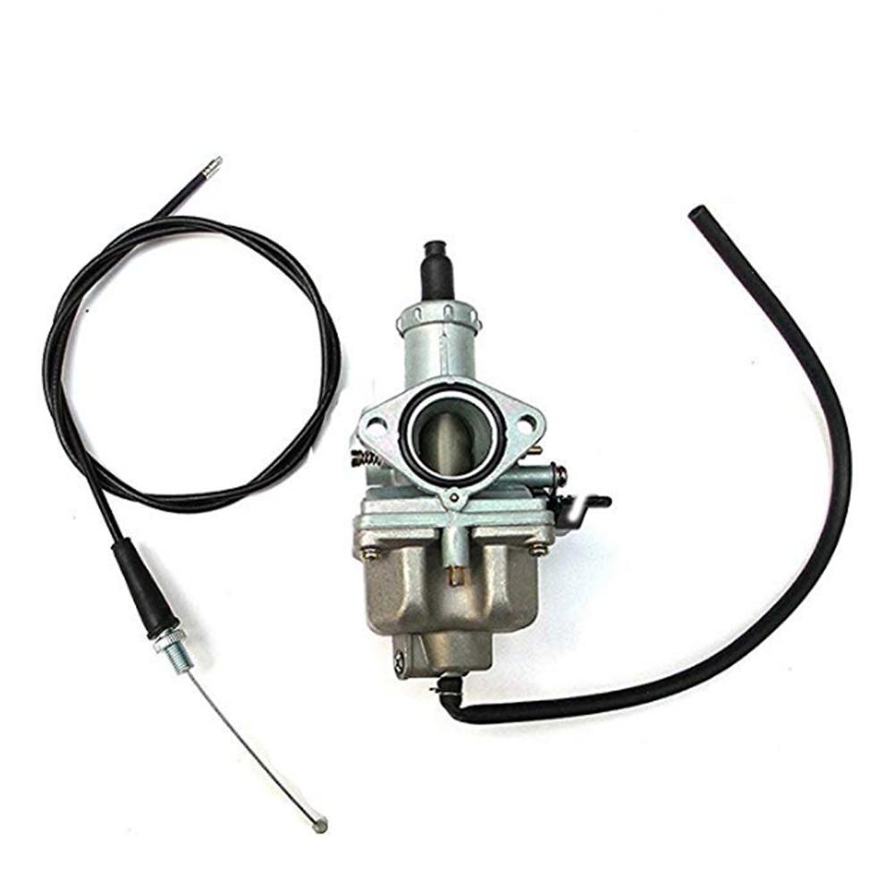 Carburetor for HONDA CRF 100 CRF100F 2004 2005 2006 2007 Dirt Pit Bike Carb+FREE Throttle Cable TCC Carburate Replacement Parts