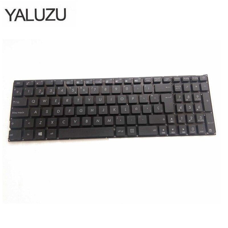 YALUZU SP teclado del ordenador portátil para ASUS X540S X540SA X540SC X540UA X540UB X540UP X540UV X540YA teclado nos 13NB0B01AP0301 AEXKAR00020