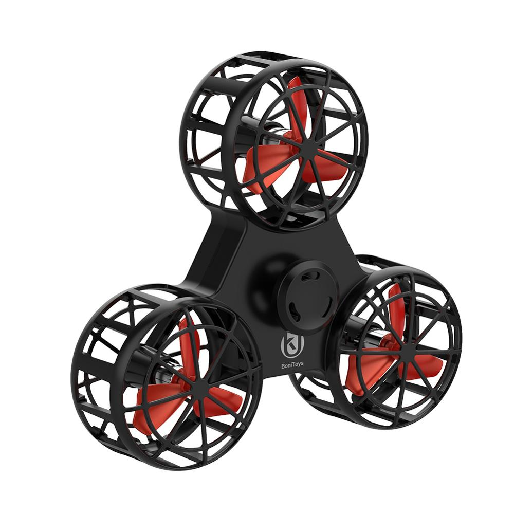 flynova tricked out flying spinner Flying Finger Top Autism Anxiety Stress Release Toy Great Funny Gift Toys enlarge