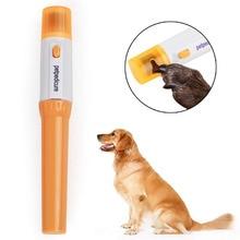 Huisdier Kat Hond Nail Grooming Grinder Trimmer Clipper Draagbare Elektrische Pijnloos Hond Nagelknipper Bestand Kit Pet Poot Grooming Gereedschap