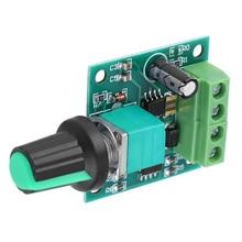 DC 1.8-12V 2A Laagspanning Elektrische Motor Speed Controller PWM Motor Speed Regulator Tool Equipm Snelheid Switch
