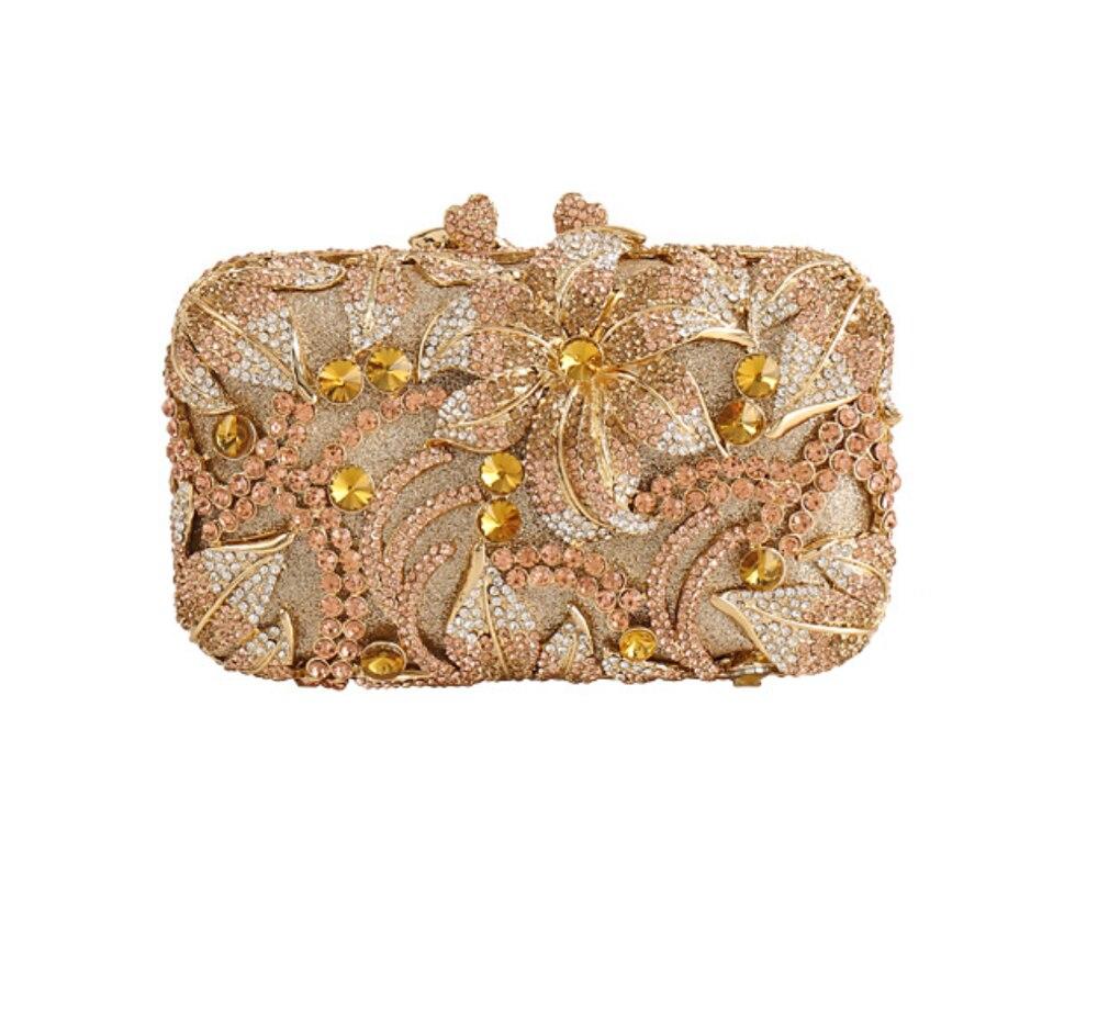 حقيبة يد نسائية مخرمة على شكل زهرة ، حقيبة يد مخرمة ، حقيبة سهرة ، حقيبة عشاء ، حقيبة كتف ماسية