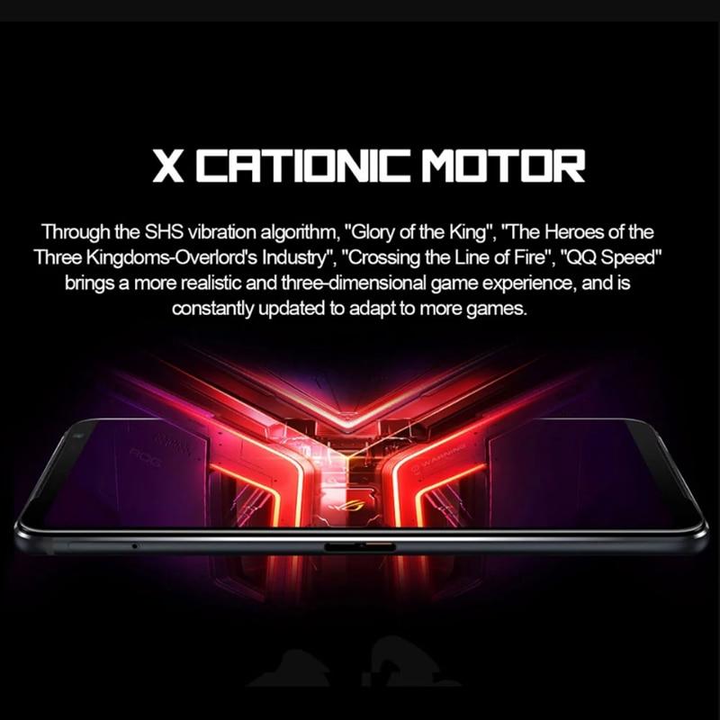 Фото1 - Смартфон ASUS ROG Phone 3, 256 ГБ, 12 Гб, 6000 мАч, 144 Гц, 64 мп