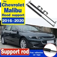 for chevrolet malibu 2016 2017 2018 2019 2020 xl hood cover gas spring shock lift strut bars support rod car styling