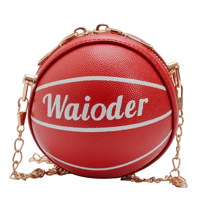Children's Clutch Bag Cute Kids Mini Basketball Purse Crossbody Bags Handbag X5XA