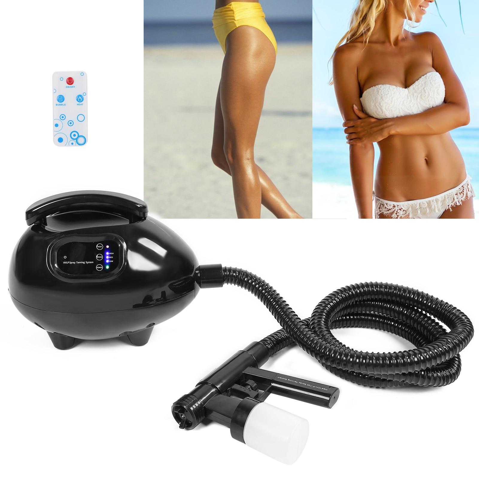 Bronze Tan Spray Machine Household Professional Electric Spray Tan Airbrush Machine