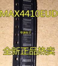 MAX4410 MAX4410EUD MAX4410CUD TSSOP14