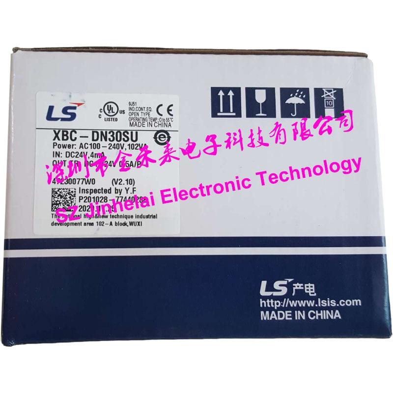 LS XBC-DN30SU الترانزستور تحكم PLC الجديدة والأصلية