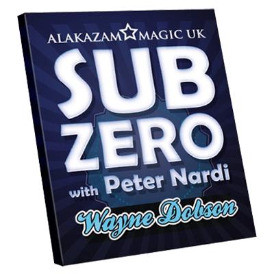 Sub Zero de Wayne Dobson, trucos de magia