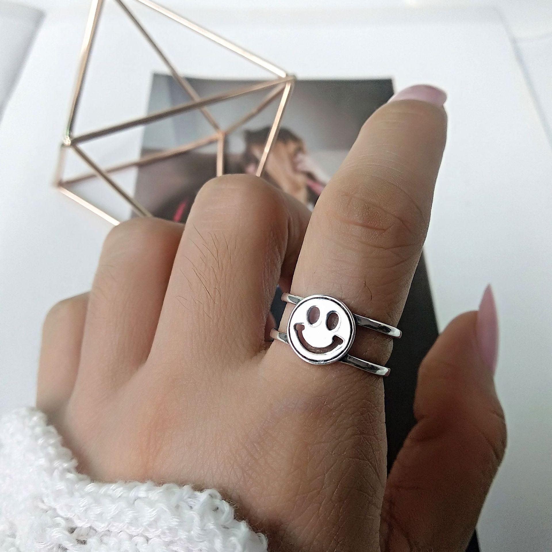 Новинка-модное-обручальное-кольцо-из-нержавеющей-стали-с-покрытием-без-потускнения-со-смайликом-милое-Золотое-кольцо-с-позитивной-улыбко
