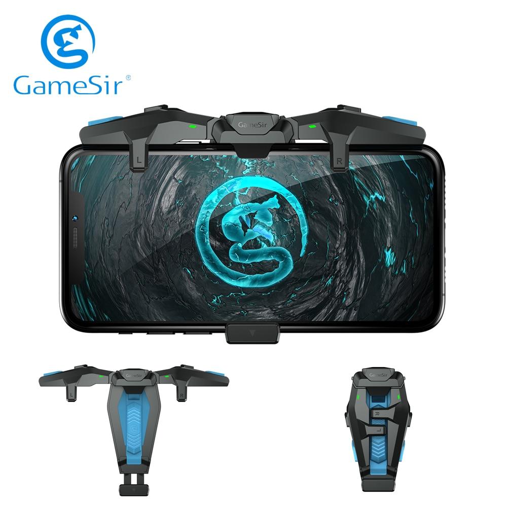 GameSir-mando F4 Falcon para móvil, mando PUBG para iPhone, iOS, Android, Plug...