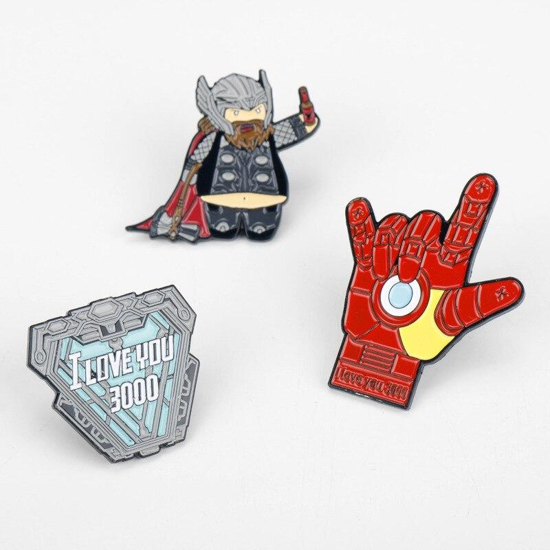 insignia-de-los-vengadores-de-marvel-thor-para-ninos-broche-de-iron-man-alfileres-esmaltados-mochilas-regalos-pins-kawaii-ropa-de-metal