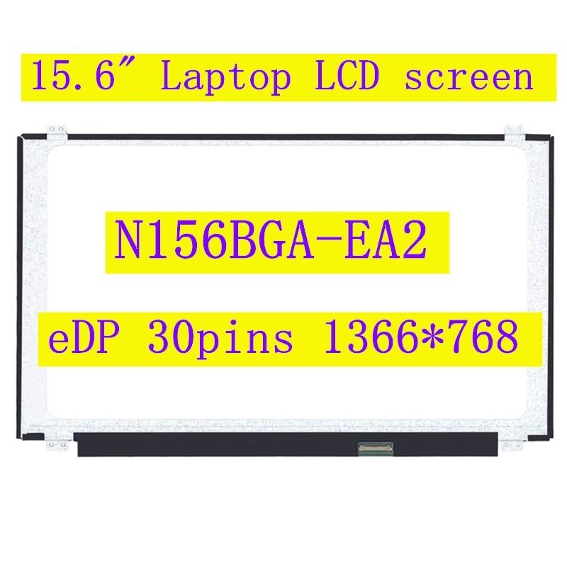 Pantalla lcd para ordenador portátil de 15,6 pulgadas, N156BGA-EB2, N156BGA EA2, Matrix,...