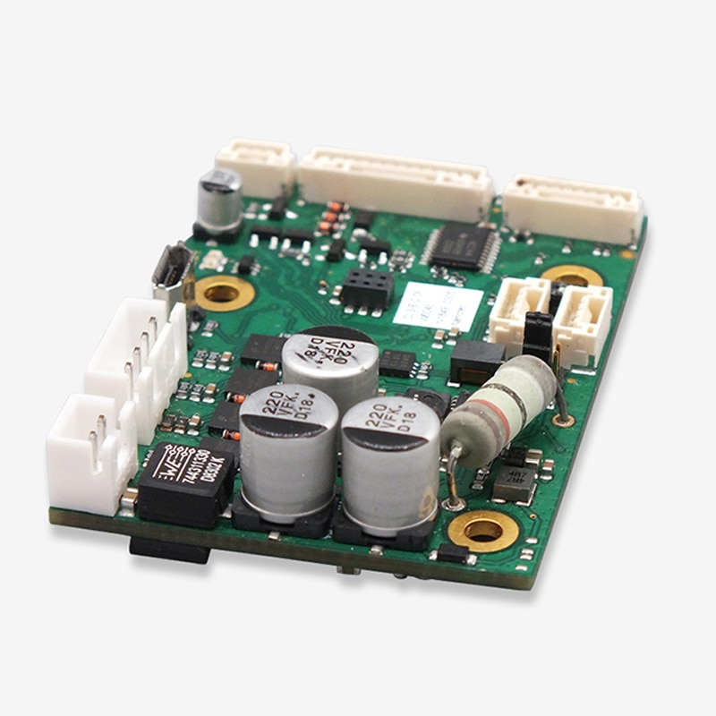 CL3-E-2-0F Brushless motor drive board servo driver stepper motor controller hollow cup motor controller can line enlarge