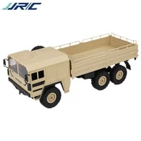 jjrc q664 116 rc six wheel drive military high speed off road climbing truck childrens toy birthday gift