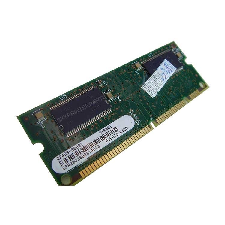 شحن مجاني Q2453-60001 البرامج الثابتة 8MB ل LJ4200 90% جديد الأصلي