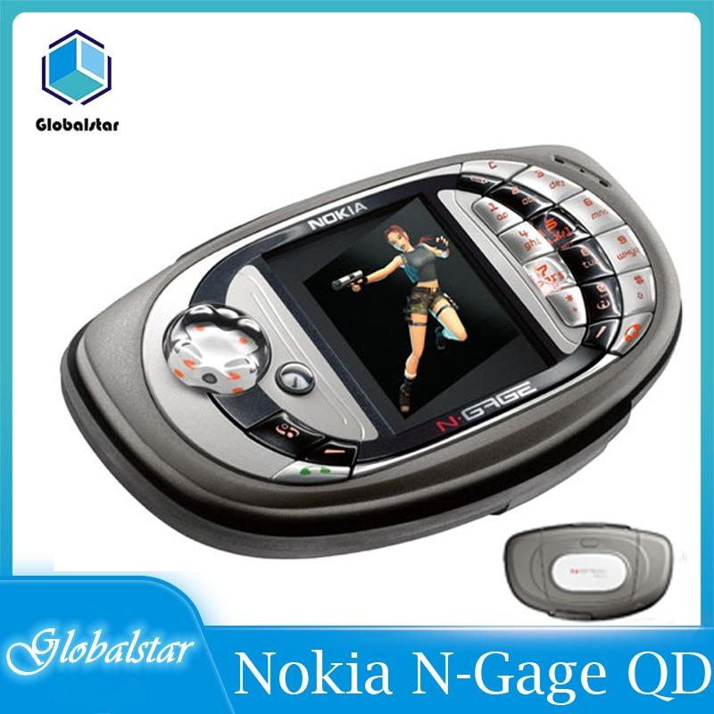 Nokia N-Gage QD refurbished mobile phones original QD unlocked Nokia N-gage QD Game mobile phone blu