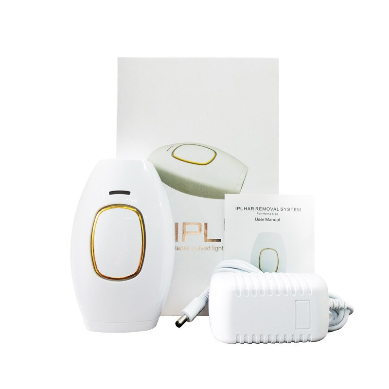 Portable IPL Photon Skin Rejuvenation Household Male and Female Whole Body Electric Hair Removal Equipment