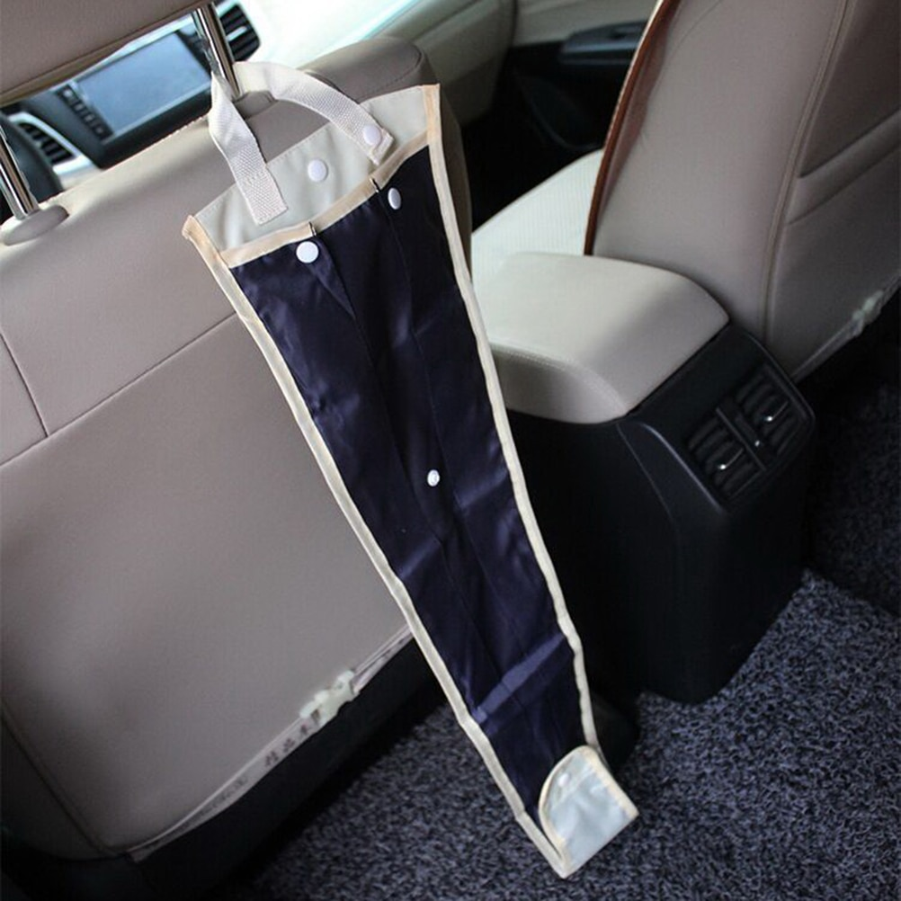 Home Umbrella Storage Cover Bags Multi Foldable Car Seat Back Organization Stowing Tidying Accessori