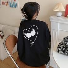 Wings T-shirt Loose Mid-Length Summer Korean Style T Shirt Plus Size Women Tshirt Kawaii Aesthetic C