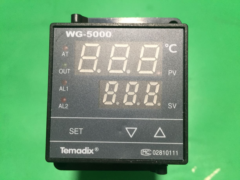 Temadix يوياو أداة لقياس درجة الحرارة مصنع WG-5411 ذكي متحكم في درجة الحرارة WG-5000 WG-5412 0-300 درجة