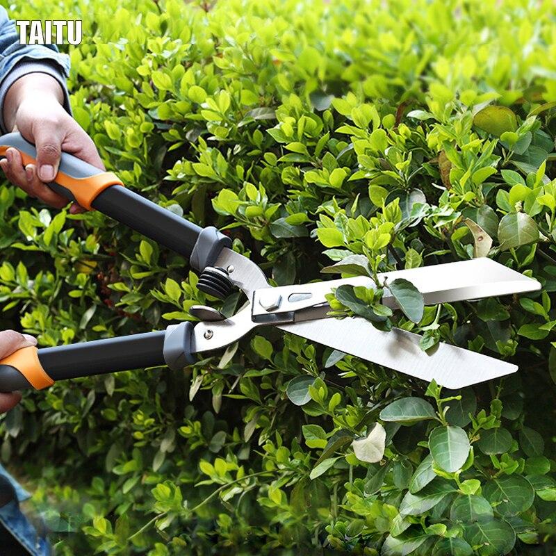 Pruning Shear Garden Tools Telescoping Scissors Gardening Plant Sharp Branch Pruners Protection Hand Durable Picker Pruner