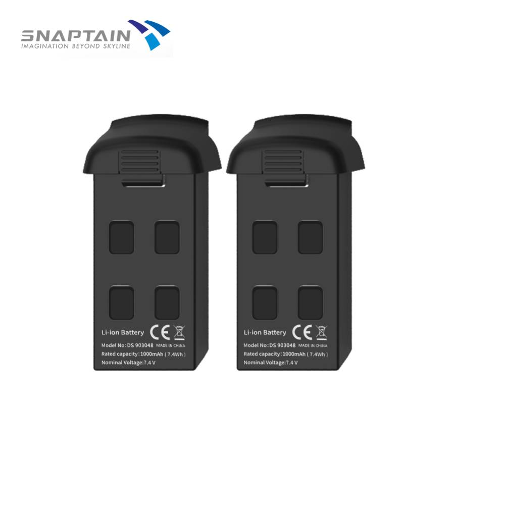 2pcs Snaptian rc dron battery camera drone Lithium rechargable battery for SP500 S5C SP300 SP650 A15 A10 H823H