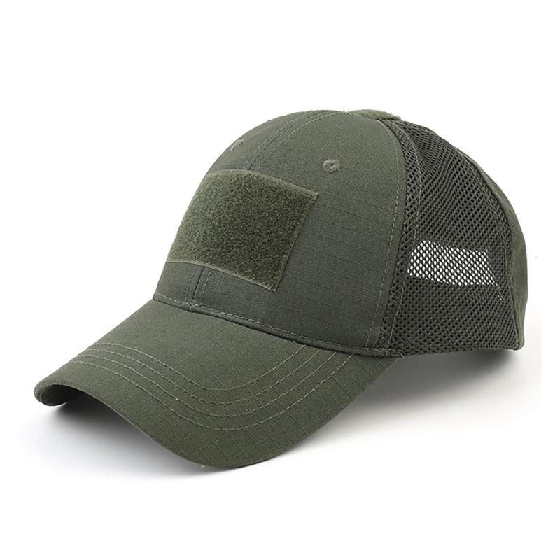Тактическая армейская Кепка для занятий спортом на открытом воздухе, военная камуфляжная кепка, простая армейская камуфляжная кепка для му...